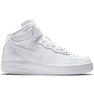 Juniors' [3.5-7] Air Force 1 Mid Shoe