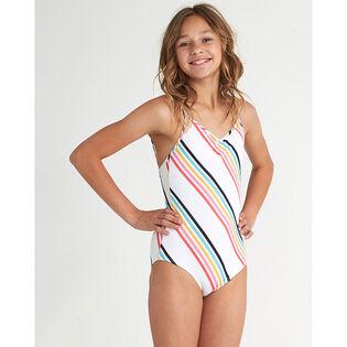 Junior Girls' [7-14] Rad Wave One-Piece Swimsuit