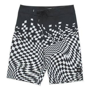 Junior Boys' [8-16] Pixelated Boardshort