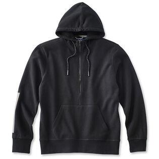 Men's Reflective Half-Zip Hoodie