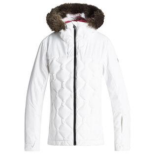 Women's Breeze Quilted Snow Jacket