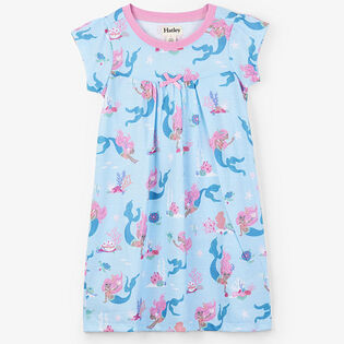 Girls' [2-7] Mermaid Tales Nightdress