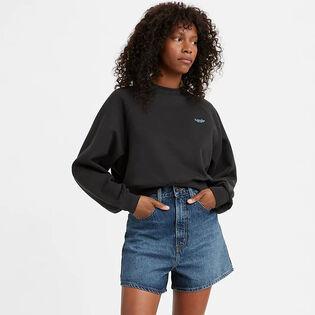 Women's Vintage Raglan Crew Sweatshirt