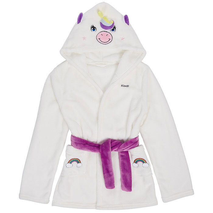 Juniors' [6-14] Cozy Animal Robe