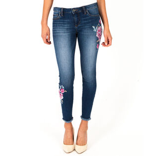 Women's Connie Floral Skinny Jean