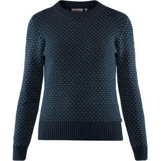 Women's Ovik Nordic Sweater
