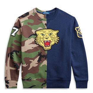 Junior Boys' [8-20] Fleece Graphic Sweatshirt