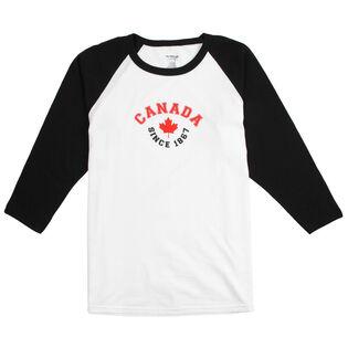 Canada Baseball T-Shirt