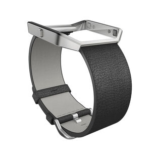Blaze™ Leather Band With Frame (Large)