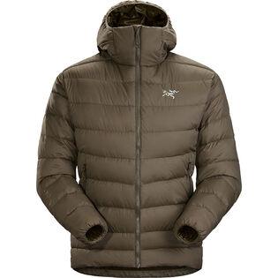 Manteau à capuchon Thorium AR pour hommes