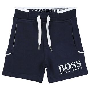 Boys' [3M-3Y] French Terry Short