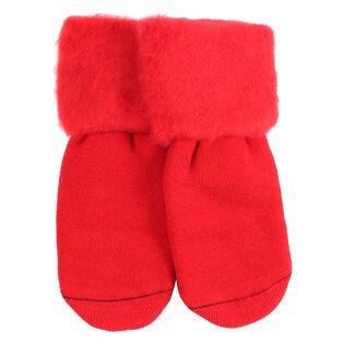 Cozy Chalet Sock