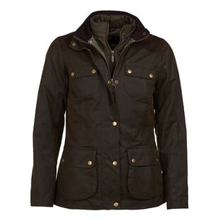 Women's Dene Waxed Cotton Jacket