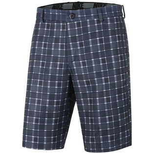 Men's Flex Plaid Short