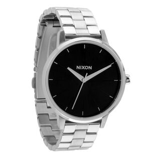 Kensington (Black/ Stainless Steel)