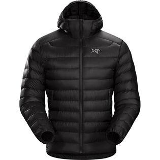 Manteau à capuchon Cerium LT pour hommes
