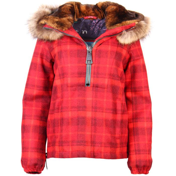Women's Lumber Pullover Jacket
