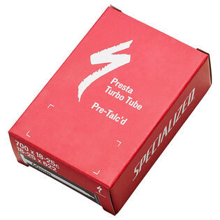 Turbo Presta Valve Tube With Talc (700 X 20-26C | 80MM)
