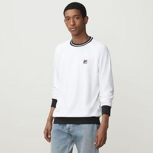 Men's Cosmo Velour Crew Sweatshirt
