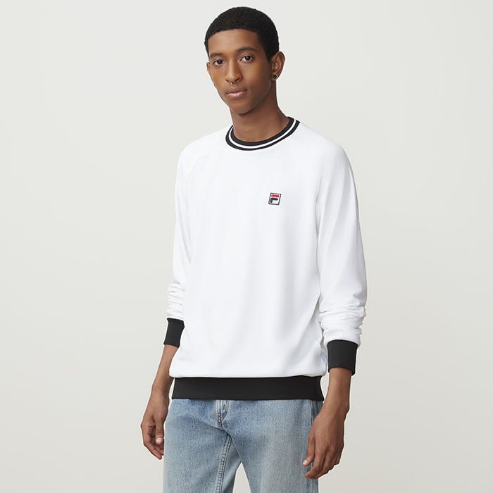 Men's Cosmo Velour Crew Sweatshirt