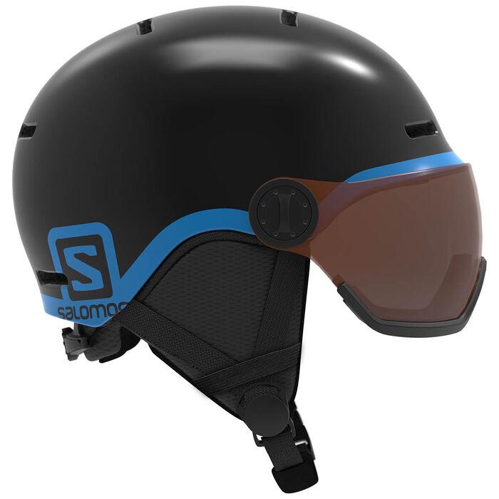 Juniors' Grom Visor Snow Helmet [2020]