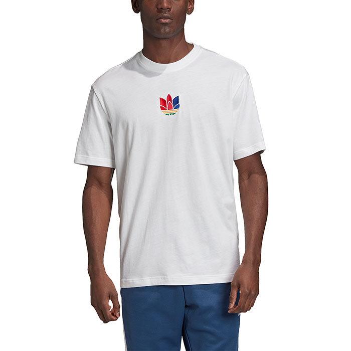 Men's 3D Trefoil Graphic T-Shirt