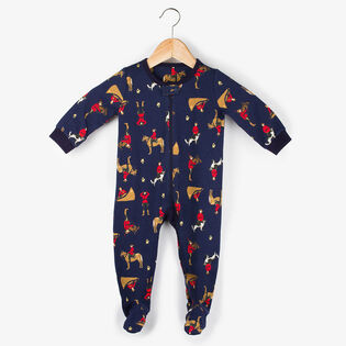Babies' [6-24M] Arborist Action Mountie One-Piece Pajama