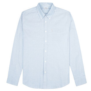 Men's Oxford Polka Dot Shirt