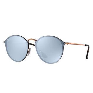 Blaze Round Sunglasses
