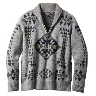 Men's Basket Maker Zip Cardigan