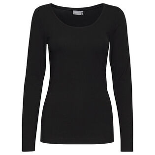 Women's Scoop Long Sleeve T-Shirt