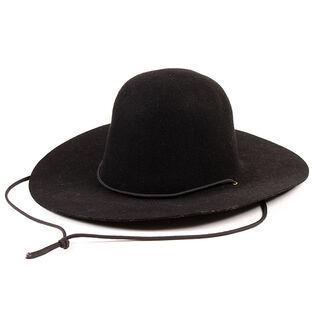 Unisex Felt Cord Hat