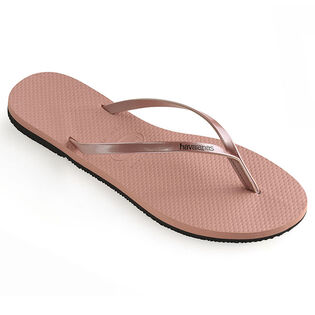 Women's You Metallic Flip Flop Sandal
