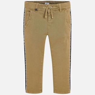 Pantalon chino de jogging pour garçons [2-8]