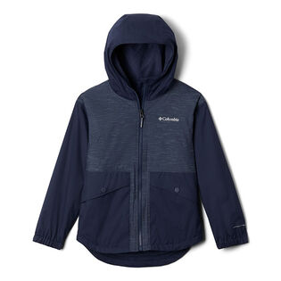 Junior Girls' [6-16] Rainy Trails™ Fleece-Lined Jacket