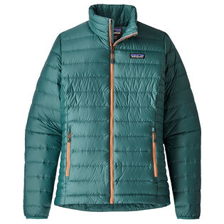 Women's Down Sweater Jacket (Past Seasons Colours On Sale)