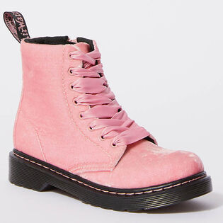 Juniors' [12-4] 1460 Velvet Boot