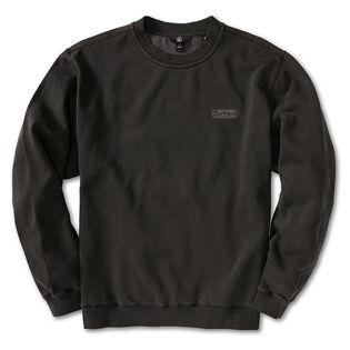 Men's Backwall Crew Fleece Sweatshirt