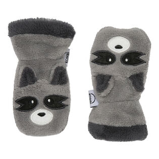Babies' The Plush Animal Soft Mitten