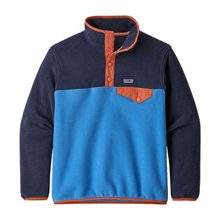 Junior Boys' [7-16] Lightweight Synchilla® Snap-T® Fleece Pullover Sweater
