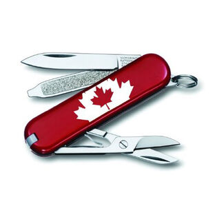 Canadian Flag Classic Sd Pocket Multi Tool