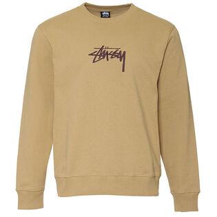 Men's Stock Embroidered Crew Sweatshirt