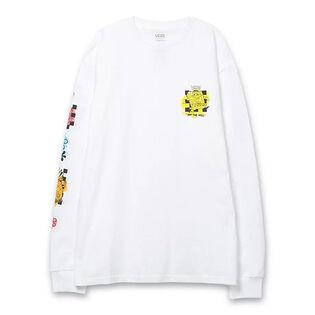 Men's SpongeBob Airbrush Long Sleeve T-Shirt