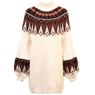 Women's Scotland Sweater Dress