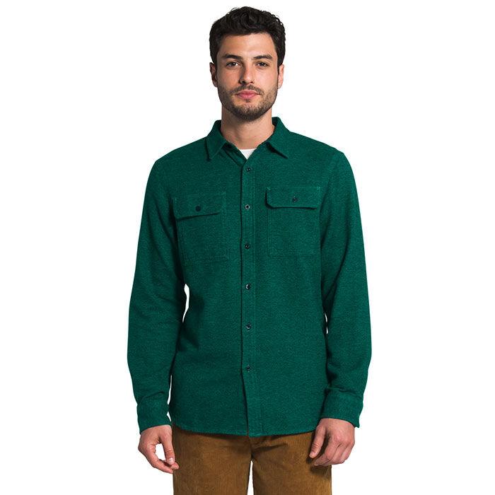 Chemise en flanelle Arroyo pour hommes