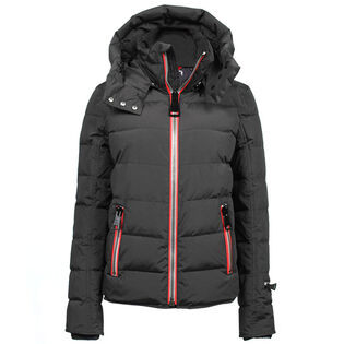 Women's Matte Quilted Jacket