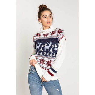 Women's Apres Ski Sweater