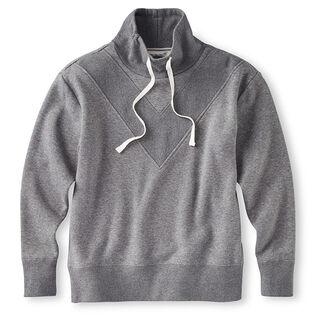 Women's High Mock Fleece Sweatshirt