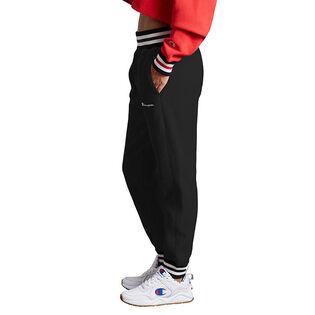 Pantalon de jogging Reverse Weave teint en fil pour femmes
