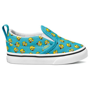 Babies' [6-10] The Simpsons Slip-On V Shoe